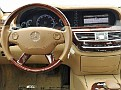 2007 Mercedes Benz S 550 Interior